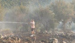 إهماد حريقين في كوشا ومنجز العكاريتين
