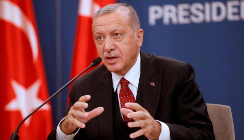 إردوغان يعلن اكتشاف غاز طبيعي بالبحر الأسود: لا أطماع لدينا بحقوق وأراضي أحد