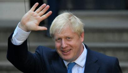 """جونسون: توصلنا لـ """"اتفاق جديد رائع"""" مع الاتحاد الأوروبي حول بريكست"""