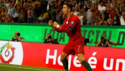 البرتغال وأوكرانيا تقتربان من بلوغ نهائيات بطولة أوروبا