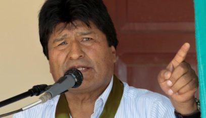 رئيس بوليفيا يتعهد بجولة إعادة للانتخابات حال اكتشاف أي تزوير في تصويت أدى لفوزه