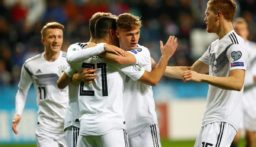 جندوجان يقود ألمانيا للفوز بعد طرد تشان