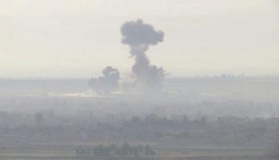 تركيا تكثف حملتها العسكرية في سوريا
