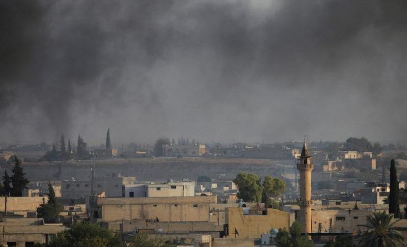 الإليزيه: فرنسا تتخذ إجراءات لسلامة قواتها بسوريا في الساعات المقبلة