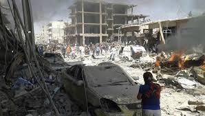 قتلى وجرحى في انفجار سيارة مفخخة في القامشلي