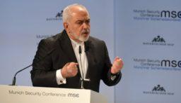ظريف: خطة ترامب كابوس للمنطقة والعالم وجرس انذار للمسلمين