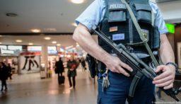 ألمانيا اعتقلت 3 يشتبه في انتمائهم لداعش بتهمة التخطيط لهجوم