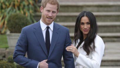 هكذا احتفل الأمير هاري وميغان ماركل بعيد ميلاد ولي عهد بريطانيا