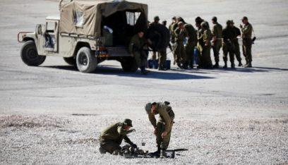 الجيش الإسرائيلي:  أسقطنا أربعة صواريخ انطلقت من سوريا