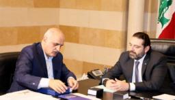 اجتماع يضم الحريري والحاج حسين الخليل والوزير علي حسن خليل للبحث في الشأن الحكومي