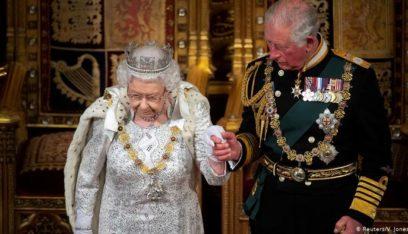 الملكة إليزابيث تخرج عن تقليد ملكي عمره مئات السنين