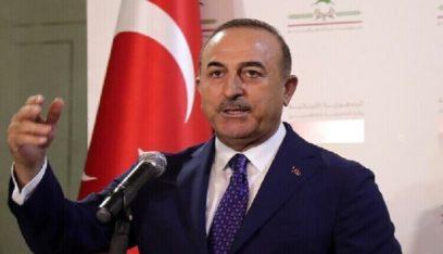 جاويش أوغلو: تركيا ستواصل لعب دور رئيسي في آسيا وأوروبا