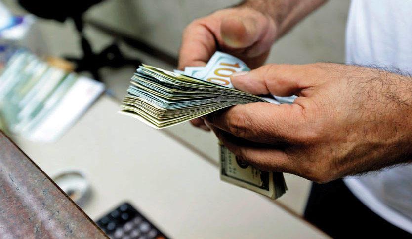 الدولار الاميركي يحافظ على استقراره في سوق بيروت المالية