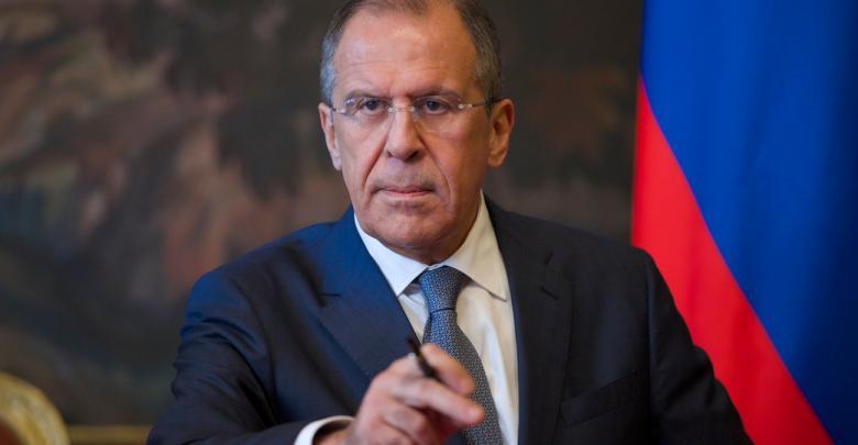 لافروف يحذر من مخاطر لعبة الناتو في المجالين الفضائي والسيبراني