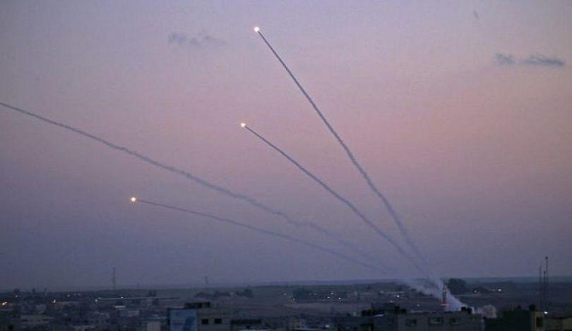 معلومات عن إطلاق 3 صواريخ بإتجاه اسرائيل من القطاع الغربي بجنوب لبنان