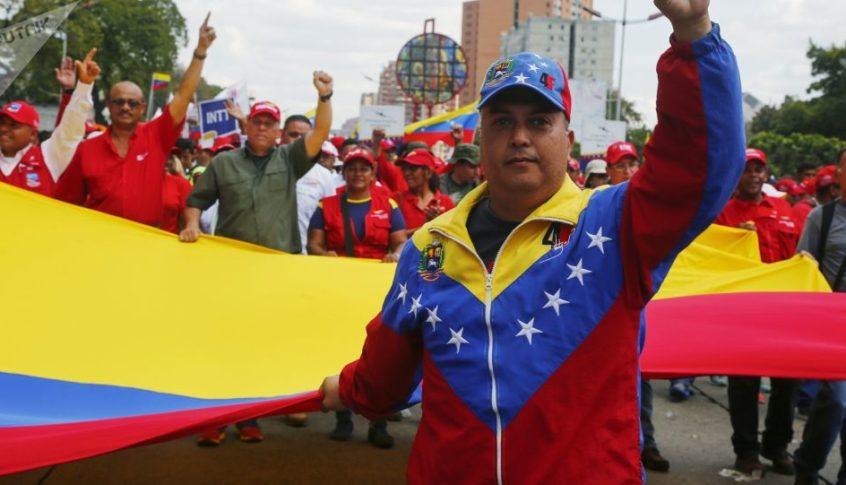 فنزويلا: سنفوز بالماراثون ضد العقوبات الأميركية