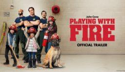 فيلم جون سينا الجديد Playing with Fire يحقق 15 مليون دولار