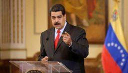 مادورو يبدي انفتاحه على إجراء محادثات مع أميركا