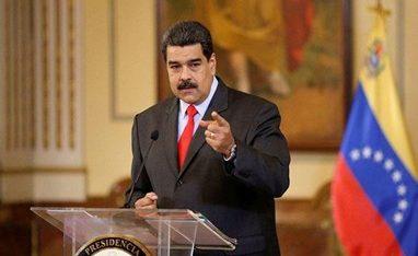 مادورو: الشعب السوري يستحق السلام