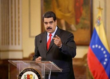 """وزير فنزويلي: التهمة الأميركية بحق مادورو """"انقلاب في شكل جديد"""""""