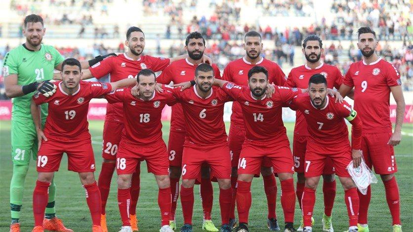 بدء مباراة لبنان وكوريا الشمالية