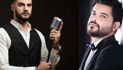 """فيديو يجمع النجمين يعقوب شاهين وناصيف زيتون أثناء تأديتهما أغنية """"الربابا"""""""