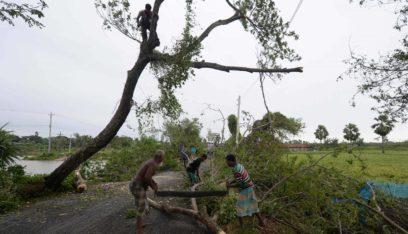"""بنغلادش: ارتفاع عدد قتلى الإعصار""""بلبل"""" إلى 12"""