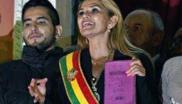 البرازيل تعترف بالسناتور أنيز رئيسة مؤقتة لبوليفيا