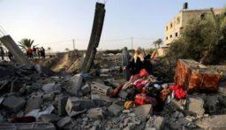 """رئيس الوزراء الفلسطيني يدعو إلى تدخل دولي لوقف """"العدوان"""" على غزة"""