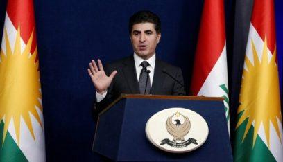 بارزاني في بغداد لإنهاء الخلافات مع الحكومة الاتحادية