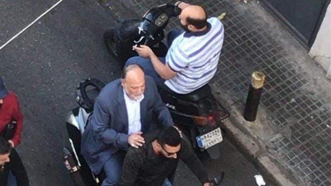 بالفيديو: هكذا وصل النائب علي عمار الى مجلس النواب!