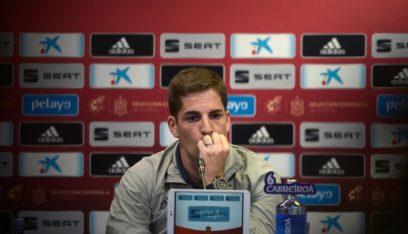 مورينو يوجه رسالة مؤثرة بعد رحيله من تدريب إسبانيا