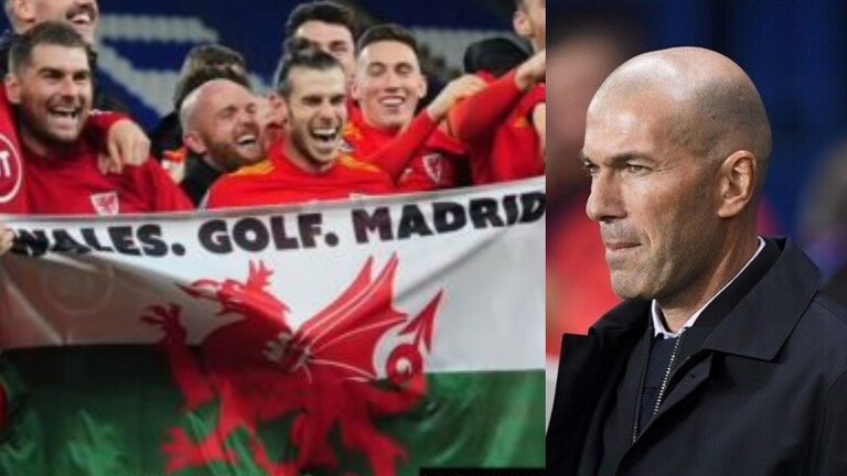 بعد أزمة الراية.. زيدان يحسم مصير بيل مع ريال مدريد