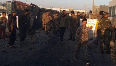 قتيلان و4 جرحى بانفجار سيارة مفخخة شمال حلب