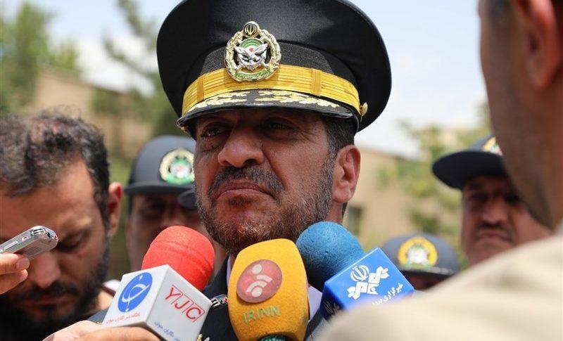 الجيش الإيراني يؤكد اسقاط طائرة مسيرة في ماهشهر جنوب البلاد