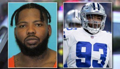 اعتقال لاعب كرة قدم أميركية لحيازته المخدرات والسلاح