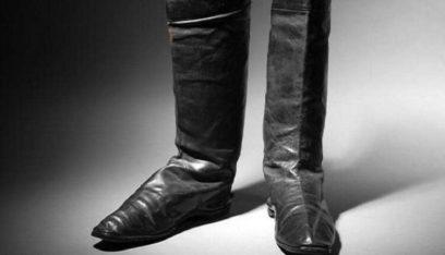 حذاء نابليون في مزاد والسعر 80 ألف يورو!