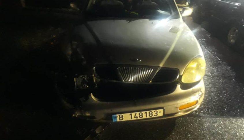 وفاة مواطن بحادث سير على طريق عام الهيكلية ضهر العين