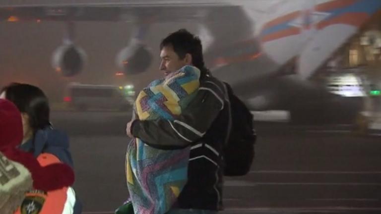 """روسيا تعيد دفعة جديدة من أطفال مواطنيها الذين قاتلوا إلى جانب """"داعش"""" من العراق"""