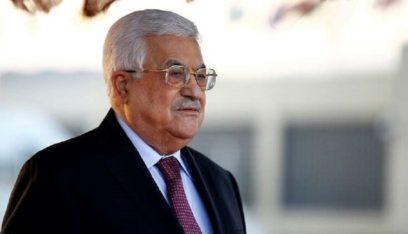 عباس طلب تنكيس الأعلام حدادا على محسن ابراهيم