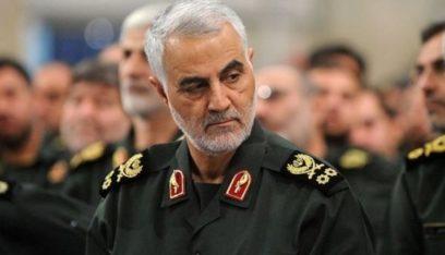 """""""إسرائيل"""" تشنّ حملة دعائية ضد اللواء قاسم سليماني"""