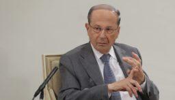الرئيس عون طلب توحيد تسعير بطاقات السفر بالليرة اللبنانية