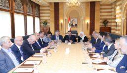 الحريري ترأس اجتماعاً لكتلة المستقبل النيابية