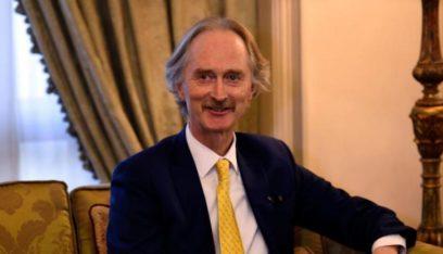 بيدرسون يكشف الموعد المحتمل لاجتماع الدستورية السورية