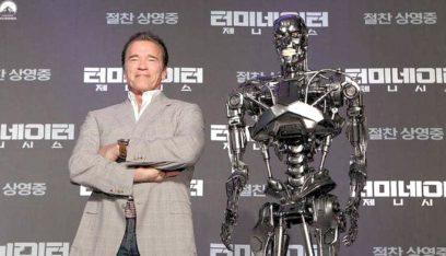 """""""Terminator"""" يتصدر شباك التذاكر الأميركي"""