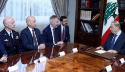 الرئيس عون يؤكد ان معالجة اسباب التحركات ستكون اولى اهتمامات الحكومة العتيدة