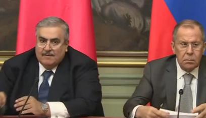 لافروف: أنقرة أبلغت موسكو أنها لا تُخطط لعملية جديدة في سوريا