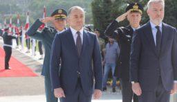 بو صعب بحث مع نظيره الإيطالي آخر المستجدات: مشاكل لبنان الاقتصادية تفاقمت بسبب النزوح السوري