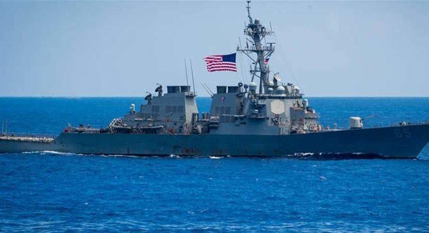 البحرية الأميركية: حاملة الطائرات أبراهام لينكولن عبرت مضيق هرمز