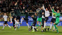 إيطاليا تسحق أرمينيا 9-1 وتحقق العلامة الكاملة